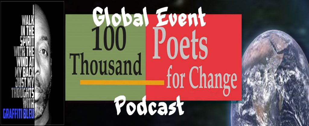 100 Thousand Poets for Change Global Event